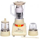 OXONE 3 In 1 Blender [OX-863] - White - Blender
